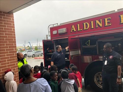 Aldine Fire Department - Harris County, Texas - ESD 24