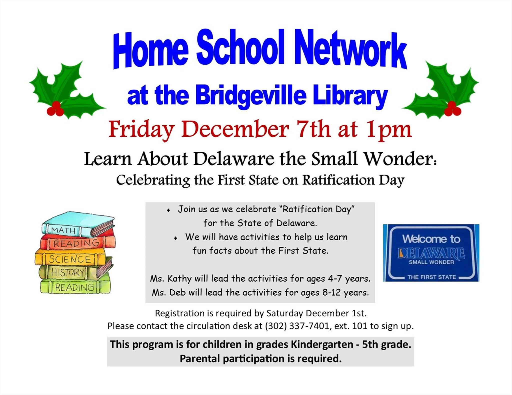 Message Center Bridgeville Public Library