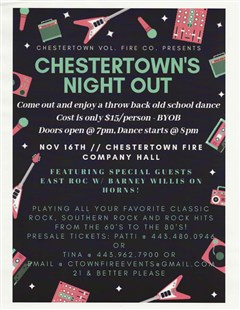 Chestertown Volunteer Fire Company - Station 6 - Kent County