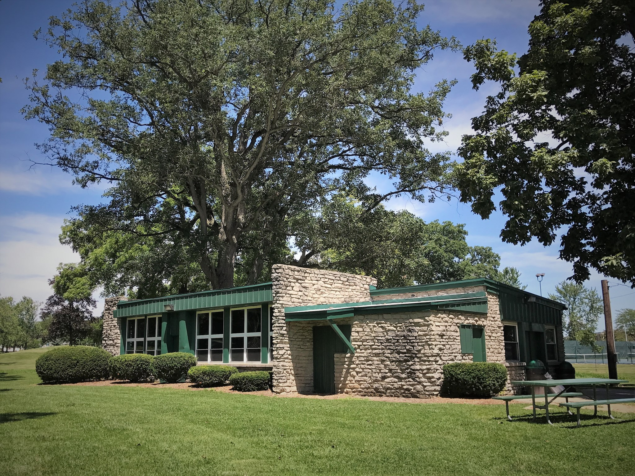 Shelter House Rental Park Information City Of Wauseon