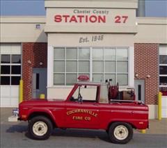 Apparatus - Cochranville Fire Company - Chester County