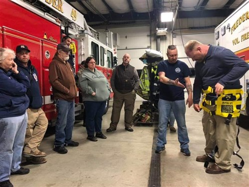 Photo Gallery - Frederica Volunteer Fire Company - Kent