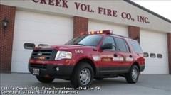 Apparatus - Little Creek Fire Company - Kent County, Delaware