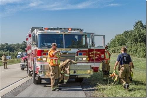 Townsend fire company - Delaware